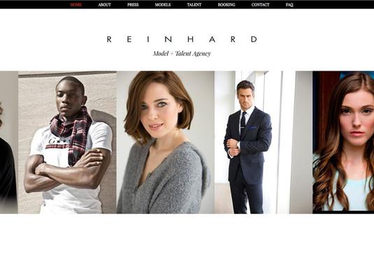 Reinhard Model & Talent Agency   AYC Media